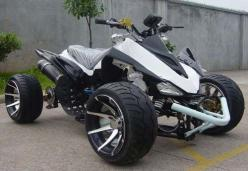 Street Quad looks fun, I would have a hard time not jumping curbs, just for fun!: Cars Trucks Atvs Bikes, Cars Motorcycles, Atv S, Quad Bikes, Cars Bikes, Motorcycles Scooters, Custom Atvs