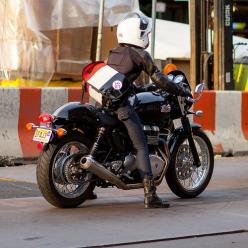 Triumph. An actual woman riding an actual bike, rather than as decoration.: Girls On Bikes, Biker Girls, Triumph Bikes, Motorcycle Girls, Women Riding Motorcycles, Cafe Racer, Motorcycle Boot