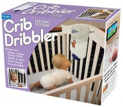 Treat your kid like a hamster Sabrina this is your kid!: Babies, Gift, Cribdribbler, Funny, Cribs, Crib Dribbler, Kid, Baby Shower