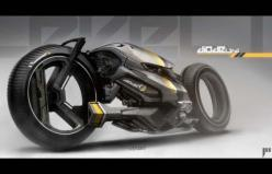 Agorapode Concept Super Bike: