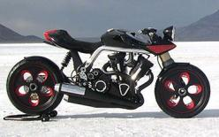 Concept Motorcycle 2012: