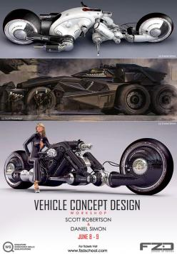Feng Zhu Design: Vehicle Concept, Design Workshop, Cars Motorcycles, Concept Design, Scifi, Zhu Design