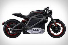 Harley-Davidson Livewire Electric Motorcycle. Yes, you can now talk about a Harley-Davidson and an electric motorcycle and still be talking about the same bike.