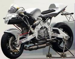 The Bimota TESI 2D. Is this the most extreme production bike of all time?:
