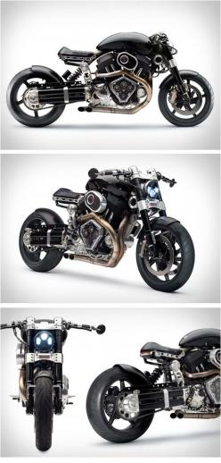 X132 HELLCAT | BY CONFEDERATE MOTORCYCLES ( http://www.blessthisstuff.com/stuff/vehicles/motorcycles/x132-hellcat-by-confederate-motorcycles/ ) Did you know that Pinterest drives more website traffic than Google+, LinkedIn, Reddit, and YouTube... COMBINED