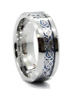 8MM Tungsten Carbide Ring Blue Celtic Dragon Men Women Wedding Band Size 10 Metals Jewelry http://www.amazon.com/dp/B00KRLTBTS/ref=cm_sw_r_pi_dp_HMylub1YSE6RS