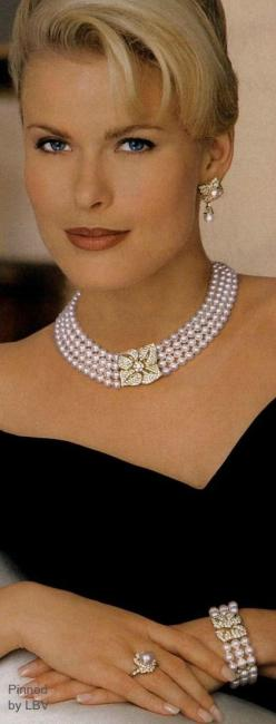 Classic Pearls Style Mikimoto | LBV ♥✤