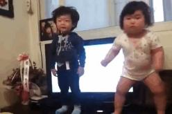 Get it, girl! | No One Has Ever Looked As Good Dancing As The Adorable Toddler In This Video... I laughed way too hard at this lol.