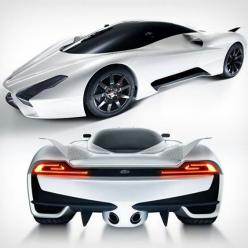 One of the fastest cars on this planet - Shelby Tuatara