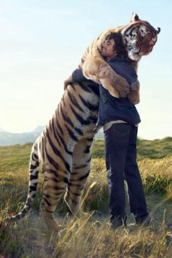 A big hug from an old friend is joyous.