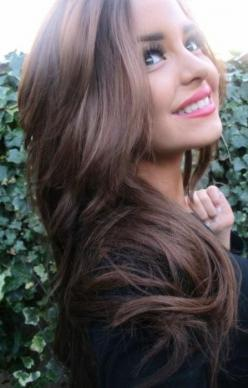 Hair cut and color beautiful    @Jess Liu Moore Do you like this color? I want it... lets do iiiittttt