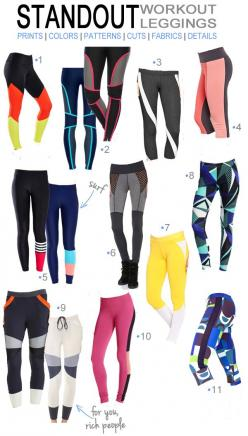 Fitness Style Picks: Standout Workout Leggings & Sweats - Pumps & Iron: Standout Workout, Sweats Pumps, Workout Style, Leggings Sweats, Pumps Iron, Workout Leggings, Fitness Blog