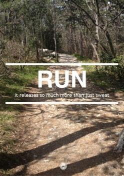 I felt so lousy these past few days, so I put on my headphones and went for a run: Quotes, Fitness Inspiration, So True, Fitness Motivation, Health, Trail Running, Running Quote, Workout