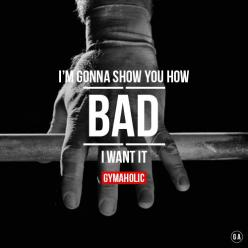 I'm gonna show you how BAD I want it ! Hands on the barbell, ready to kill my workout. http://www.gymaholic.co: Fit Workout, Workout Health, Fitness Inspiration Motivation, Gym Motivation, Gym Quote, Workout Motivation Quotes, Gymaholic Motivation, Fitnes