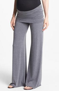 Maternal America Knit Flare Leg Maternity Pants | Nordstrom: Maternity Pants, Leg Maternity, Legs, Maternity Clothes, Knits