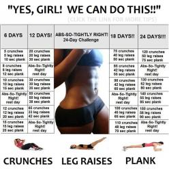 This will work  Lose Weight NOW  http://its-the-quickest-way-to-lose-weight.blogspot.com/: Challenges, Abs, Fitness, Workouts, Ab Challenge, Exercise, Work Out, Health