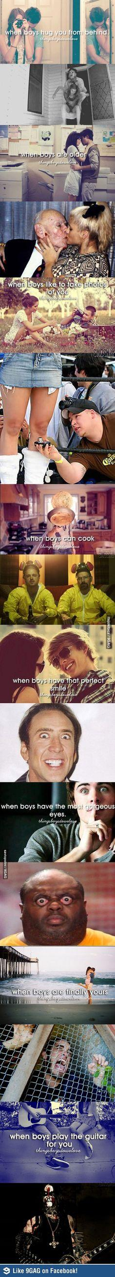 When boys...make me laugh: Boys Hahahahahaha, Giggle, Boys Lol, Real Life, Funny Stuff, Just Girly Things, So Funny, Died Laughing