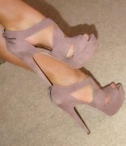 A color not seem too often imo - Blush and Suede *R**C*