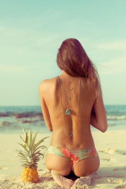 About right Newport skinny tea: Beaches, Beach Babe, Swimwear, Beach Color, Summer, Bikini, Beach Bum, Necklace, Beachbum