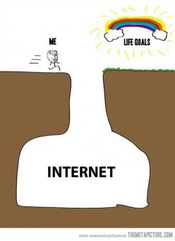 "all too true. except replace ""internet"" with ""pinterest"": Giggle, Truth, My Life, Funny Stuff, So True, Funnies, Life Goals, Internet"