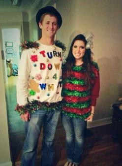 Anyone who has ever gone to an ugly Christmas sweater party: | 36 White People Who Need To Be Stopped: Kids Ugly Christmas Sweater, White People, Ugly Sweater, Christmas Ugly, Christmas Sweaters, Sweater Party
