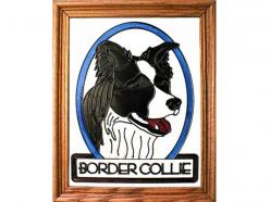 Border Collie Hand Painted Stained Glass Art: Border Collies, Stained Glass Art, Collie Pet, Collie Dog, Dog Stained, Collie Hand, Beautiful Border, Collie Stuff