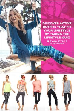 Fabletics by Kate Hudson. A curated collection of Activewear that is a buy now and wear forever. Discover outfits that fit your lifestyle by taking our Lifestyle quiz!: Craft Family Fitness, Fitness Outfits, Fitness Gear, Workout Outfits, Discover Outfits