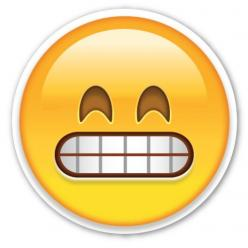 Grinning Face with Smiling Eyes | EmojiStickers.com: Emojis ️, Emoji Faces Emoticon, Grinning Face, Eyes Emojistickers, Emojis Faces, Google Search, Emojis Png