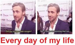 haha thanks for reminding me: Ryan Gosling, Ryangosling, Quote, Volunteer, My Life, Funny, I Will, Mylife
