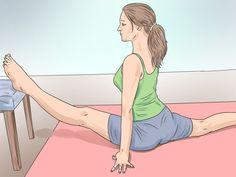 How to Do the Splits in a Week or Less -- via wikiHow.com. For those who already have a substantial amount of flexibility.: Dance Workout, How To Split, Stretch For Split, How To Do The Split, Flexibility Stretch, Split Stretch, Dance Stretch, Ballet Stre