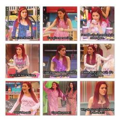 I just want something bad to happen to you. Not too bad. Just to ruin your weekend. I'd appreciate it.: Cats, Victorious Funny Cat, Cat Valentine Victorious, Ariana Grande Quotes, Ariana Grande Funny, Cat Valentine Quotes, Ariana Grande Victorious, Vi