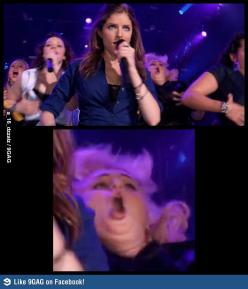 laughed so hard at this: Giggle, Pitch Perfect, Rebel Wilson, Funny, Movie, Pitchperfect, Fat Amy, Fatamy