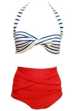 Looking for vintage swimsuits? highly recommended Soak swimwear online shop varieties of quality bikinis online for your summer escapade a must have on your closet summer find items during hot summer days.xoxo aintyourangel: Bathing Suits, High Waist, Sty