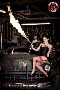 Lucky Devil Pin Ups. Why can't I be the girl who sits around, showing her ass and taking pictures all day?!?!??!!!: Devil Pinups, Cars, Hotrod, Pinup Girls, Lucky Devil, Rockabilly, Pin Ups, Hot Rods