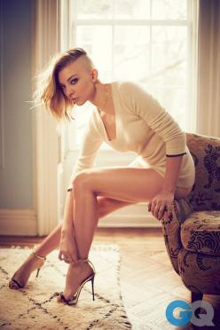 Natalie Dormer Shaved Her Hair And Posed Topless For GQ: Girls, Sexy, Natalie Dormer, Photo, Women, Hair, Game Of Thrones