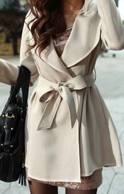 Fall outfit! In love with the trench!!