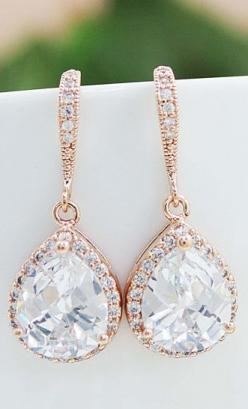 Gorgeous! and you don't have to be a bride to wear them.