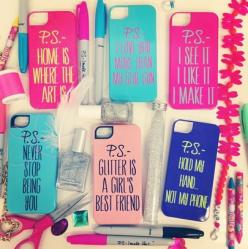 #15 phone (Awwwww, I wish I had one of these phone cases!! Oh well...I have to be happy with what I have ;)): Cute Case, Diy Phone Case Iphone Sharpies, Diy Iphone Cases Sharpie, Diy Iphone Case Glitter, Sharpie Phone Case, Diy Iphone Case Sharpie, Iphone