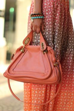 Orange Chloe: Chloe Bag, Style, Purse, Orange Chloe, Bags
