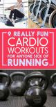 9 Incredible Ways To Get A Cardio Workout That Aren't All Running: De Flo Fitness Workout, Cardio Workouts, Running Workout, Running Fitness, Fat Burning Cardio Workout, Aren T, #Fitness Workouts, Cardio Exercises, Fit Workouts