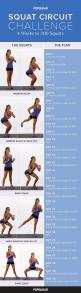 Give your butt some attention and try our four-week squat challenge! Learn the specifics on each style of squat included in this circuit, then put your knowledge to practice with this plan.: Fitness Plan, Better Butt Workout, Butt Toning Workout, Squat Ch