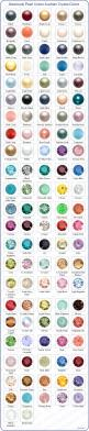 Swarovski pearl and crystals Color Charts: Beads Stones Cz S, Crystals Stones Magic, Crystals Color, Crystal Beads Jewelry, Crystals Gems Stones Rocks, Jewelry Diy Crystals, Jewelry Swarovski Crystals, Swarovski Crystal Beads