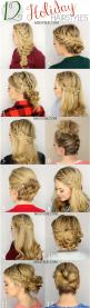 12 Holiday Hairstyles: Fun Hairstyle, Hairstyles Updo, Cute Hairstyle, Holiday Hairstyle, Hair Style, Holiday Braid