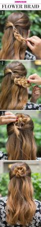 15 Super-Easy Hairstyles for Lazy Girls Who Can't Even: Hair Styles, 15 Super Easy, Easy Hair Style, Super Easy Hairstyles, Braided Bun, Lazy Girls