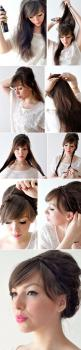 40 Quick Hairstyle Tutorials For Office Women | http://stylishwife.com/2015/05/quick-hairstyle-tutorials-for-office-women.html: Hair Ideas, Tutorials, Hairstyles, Hair Styles, Beauty, Updo