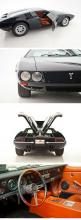 De Tomaso Mangusta - Brilliant design by Giorgetto Giugiaro at Carrozzeria Ghia.: Sportscar, Classic Ford Cars, Quote, Automobile, Garage