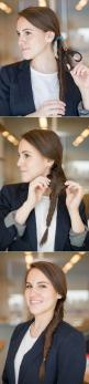 Easy Hairstyles - Fast and Simple Hair Styles - Good Housekeeping: Easy Hairstyles, Simple Hair Style, Easy Hair Style, Pretty Hair Style