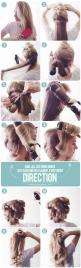 Fake a pro blowout - The Beauty Department: Hairstyles, Hair Styles, Hair Blowout, Hair Tutorial, Hair Do, Pro Blowout, Curling Iron
