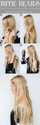 Hippie Braids - Barefoot Blonde: Hippiebraid, Hairstyles, Hippie Braids, Hair Styles, Hairdos, Hair Tutorial, Long Hair, Hippy Braid, Hippie Hair