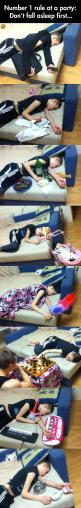 LOL brilliant.: Fall Asleep, Giggle, Funny Pictures, Uploadfunny Watsappss, Funny Stuff, Number, Don T Fall